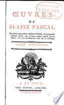 Ouvrages attribués à Pascal