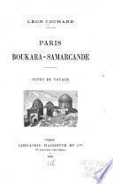 Paris--Boukara--Samarcande