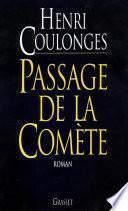 Passage de la comète