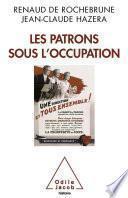 Patrons sous l'Occupation (Les)