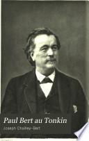 Paul Bert au Tonkin