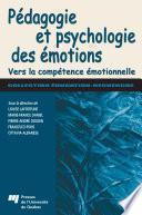 Pédagogie et psychologie des émotions