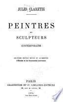 Peintres et sculpteurs contemporains
