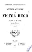 Pendant l'exil : 1852-1870