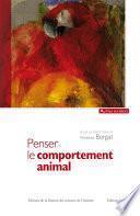 Penser le comportement animal