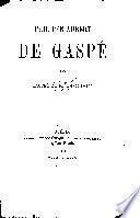Philippe Aubert de Gaspé