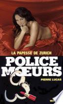 Police des moeurs no23 La papesse de Zurich