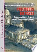 Politiques du passé