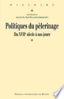 Politiques du pèlerinage