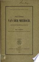Polydore Vander Meersch
