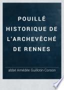 Pouillé historique de l'archevêché de Rennes