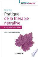 Pratique de la thérapie narrative