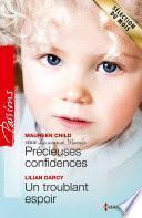 Précieuses confidences - Un troublant espoir