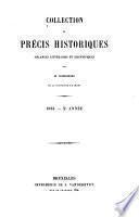 Précis historiques