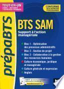 PrépaBTS - BTS SAM - Toutes les matières - Révision et entrainement