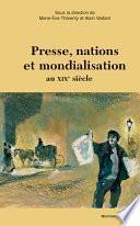 Presse, nations et mondialisation au XIXe siècle