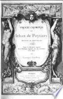 Procès criminel de Jehan de Poytiers Seigneur de Saint-Vallier publié d'après les mss. originaux ... par Georges Guiffrey