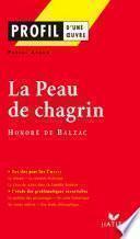 Profil - Balzac (Honoré de) : La Peau de chagrin