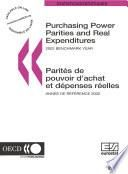Purchasing Power Parities and Real Expenditures 2004 2002 Benchmark Year