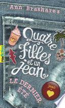Quatre filles et un jean (Tome 4) - Le dernier été