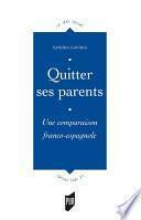 Quitter ses parents