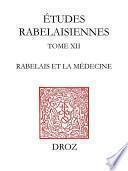 Rabelais et la médecine