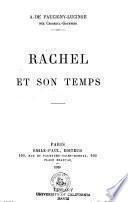 Rachel et son temps