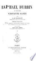 Raphael d'Urbin et son père, Giovanni Santi