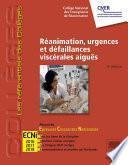 Réanimation, urgences et défaillances viscérales aiguës