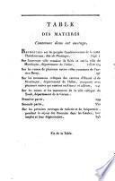 Recherches Sur Les Peuples Cambiovicenses De La Carte Theodosienne (etc.)
