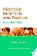Réconcilier les enfants avec l'Ecriture