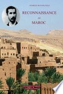 Reconnaissance au Maroc