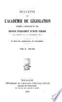 Recueil de législation de Toulouse