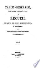 Recueil des actes de la préfecture du Département de la Seine-Inférieure