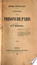 Réforme penitentiaire