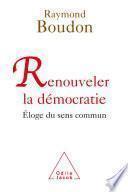 Renouveler la démocratie