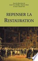 Repenser la Restauration