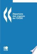 Répertoire des organes de l'OCDE 2010