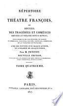 Répertoire du Théâtre François