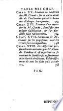 Réponse générale au nouveau livre de M. Claude [contre la perpétuité de la foi]