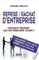 Reprise / Rachat d'entreprise