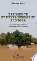 Résilience et développement au Niger