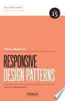 Responsive design patterns