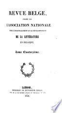 Revue belge