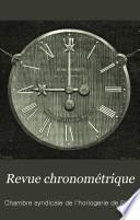 Revue chronométrique