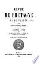 Revue de Bretagne, de Vendée & d'Anjou
