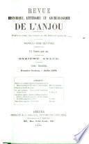 Revue de l'Anjou