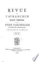 Revue de l'Avranchin et du pays de Granville