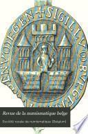 Revue de la numismatique belge