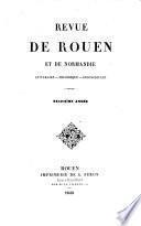 Revue de Rouen et de Normandie